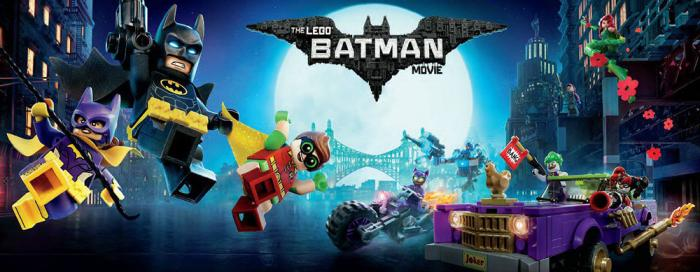 Banner de The LEGO Batman Movie (2017)