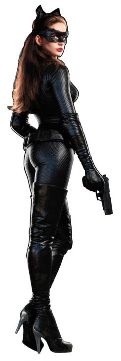 Arte promocional de Catwoman en The Dark Knight Rises (2012)