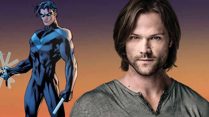 Jared Padalecki quiere ser Nightwing