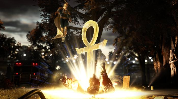 Captura de Injustice 2 (2017), Doctor Fate / Doctor Destino