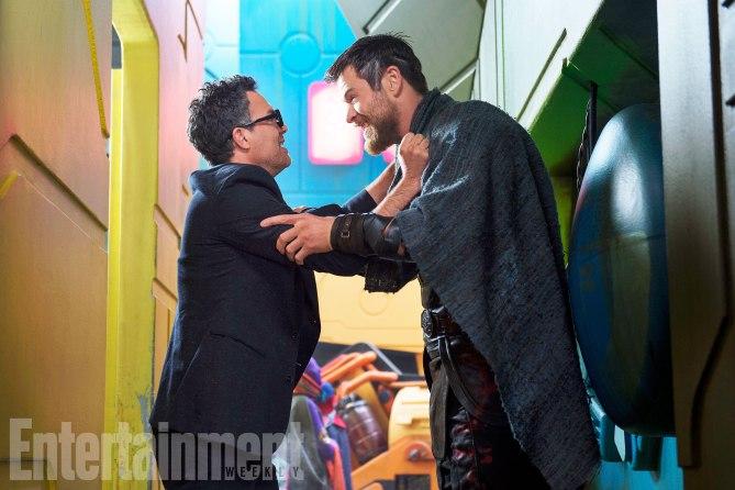 Imagen de Thor y Banner en Thor: Ragnarok