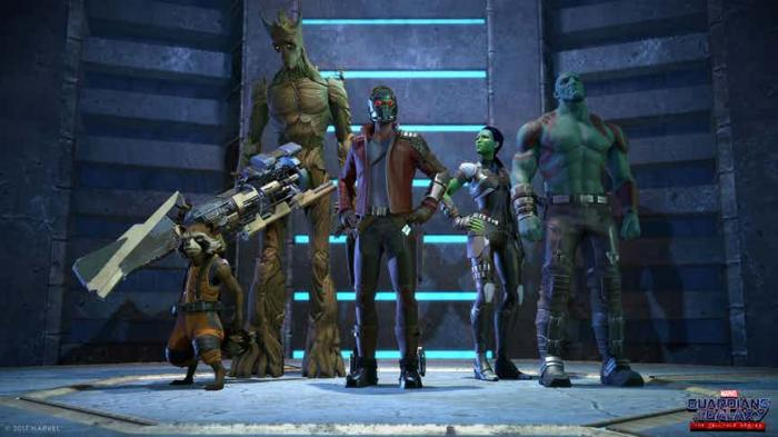 Imagen de Guardians of the Galaxy: The Telltale Series