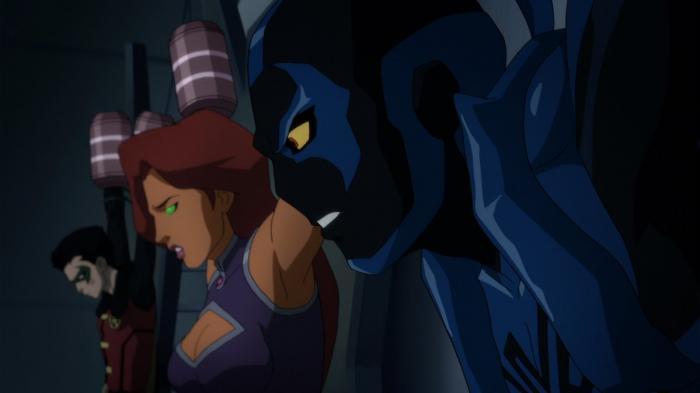 Imagen de Teen Titans: The Judas Contract (2017)