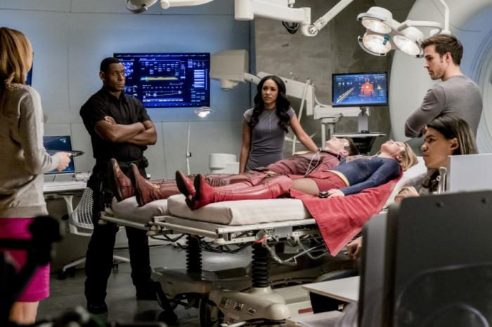 Imagen de The Flash 3x17: Duet