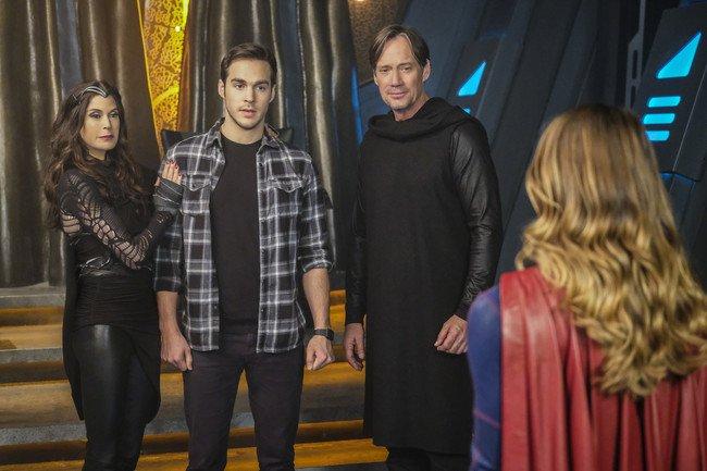 Imagen de Supergirl 2x16: Star-Crossed