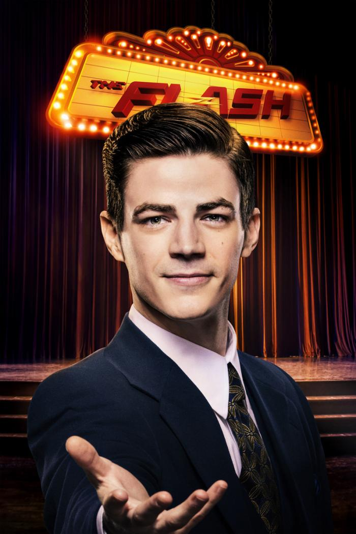Póster de The Flash 3x17: Duet, crossover musical con Supergirl