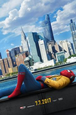 Póster de Spider-Man: Homecoming (2017)