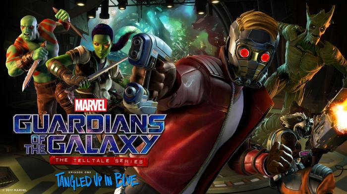 Imagen de Guardans of the Galaxy: The Telltale Series
