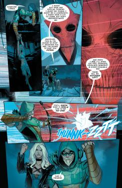 Green Arrow Vol. 2 núm. 1 (Renacimiento)