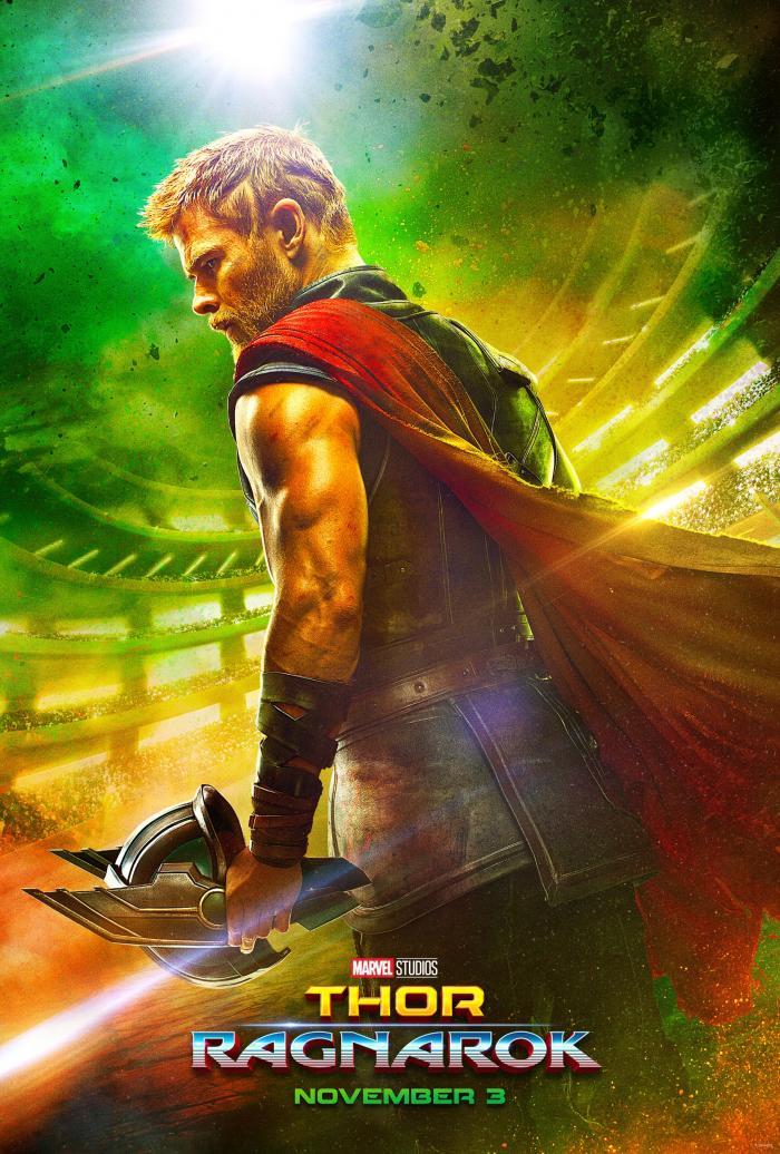 Poster de Thor: Ragnarok (2017)