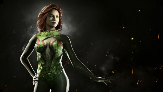 Poison Ivy en Injustice 2