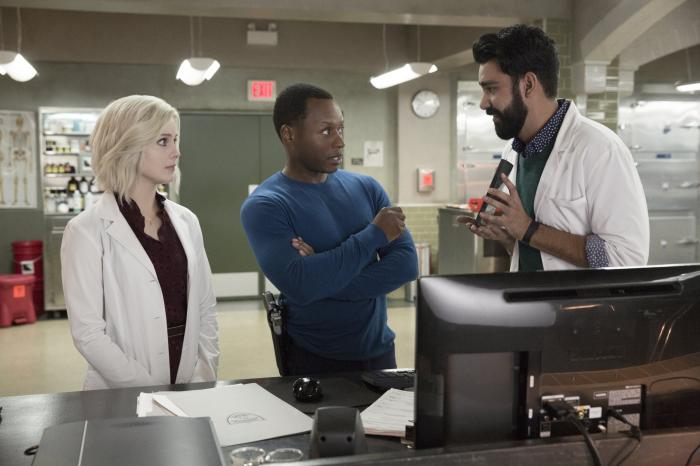 Imagen de iZombie 3x04: Wag the Tongue Slow