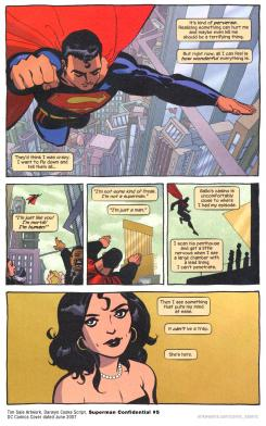 Superman: Kryptonita de Darwyn Cooke