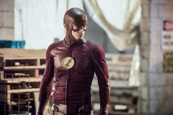 Imagen de The Flash 3x20: I know who you are