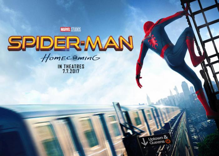 Banner de Spider-Man: Homecoming (2017)