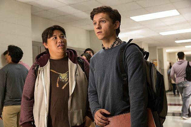 Imagen de Peter Parker en Spider-Man: Homecoming