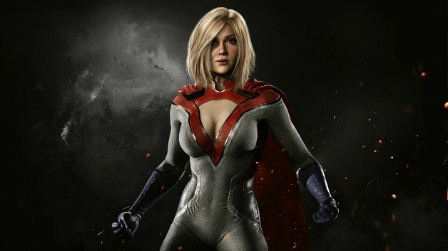 Aspecto alternativo de Injustice 2