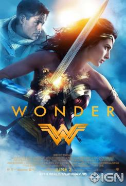 Póster de Wonder Woman (2017)