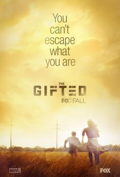Teaser póster de The Gifted (2017)