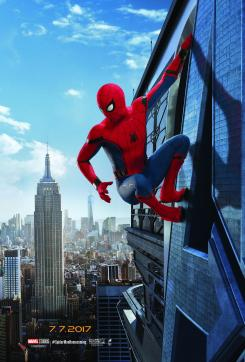 Póster para España de Spider-Man: Homecoming (2017)
