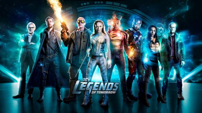 Primer banner de la tercera temporada de Legends of Tomorrow