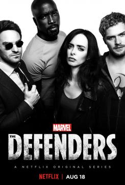 Póster de Marvel's The Defenders (2017)