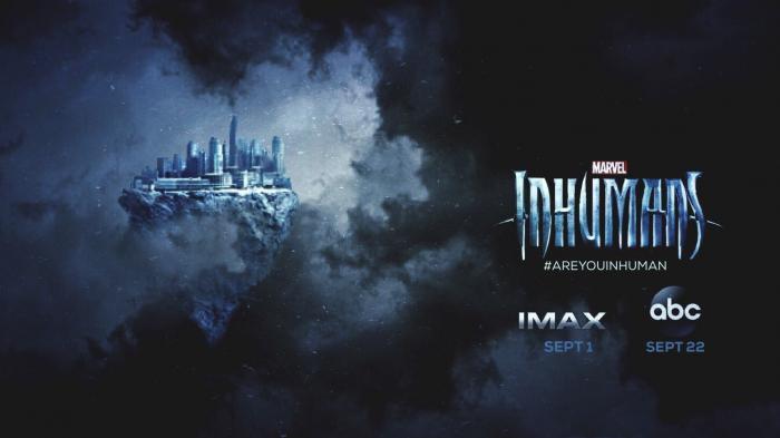 Banner de Marvels Inhumans (2017)