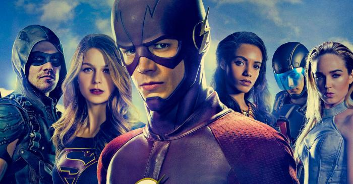 Imagen de la nuevas temporadas de las series del Arrowverse para 2017/2018: Arrow, The Flash, Supergirl y Legends of Tomorrow
