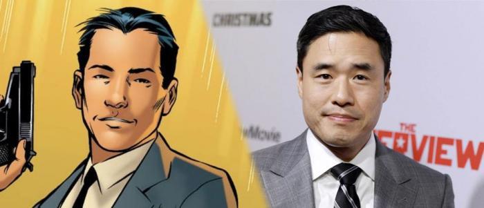 Randall Park sería el agente Jimmy Woo en Ant-Man & The Wasp