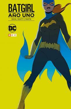 Portada de Batgirl: Año Uno