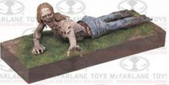 Figura de Bicycle Girl Zombie 1 de The Walking Dead, de McFarlane Toys