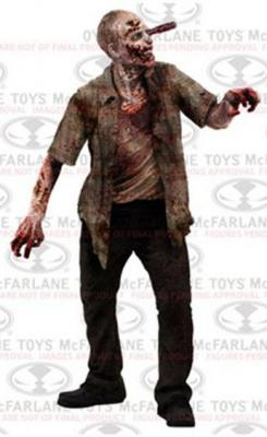 Figura de RV Zombie de The Walking Dead, de McFarlane Toys