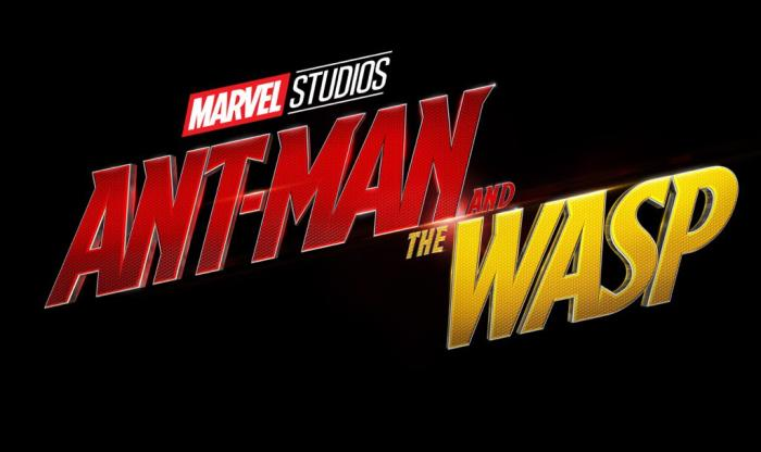 Logo oficial de Ant-Man and the Wasp (2018)