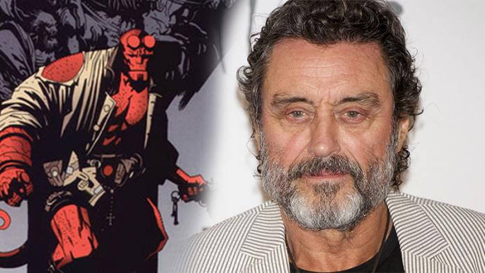 Ian McShane será el profesor Broom en Hellboy: Rise of the Blood Queen (2018)