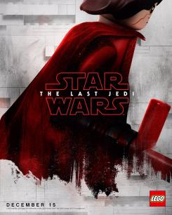 Póster de Star Wars: The Last Jedi (2017), Kylo Ren