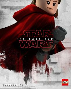 Póster de Star Wars: The Last Jedi (2017), Rey