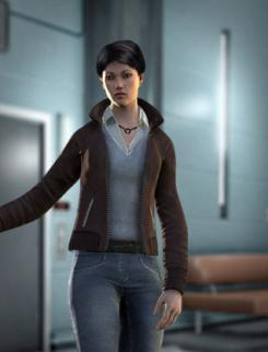 Imagen del videojuego The Amazing Spider-Man (2012), Whitney Chang