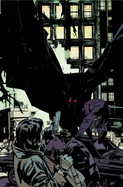 Portada de Batman: Creature of the Night, por Kurt Busiek y John Paul Leon