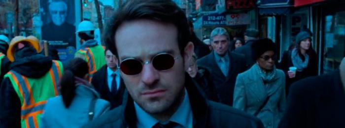 Imagen de la primera temporada de The Defenders, cameo de Stan Lee