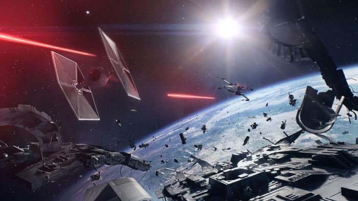 Imagen del juego Star Wars Battlefront II (2017)