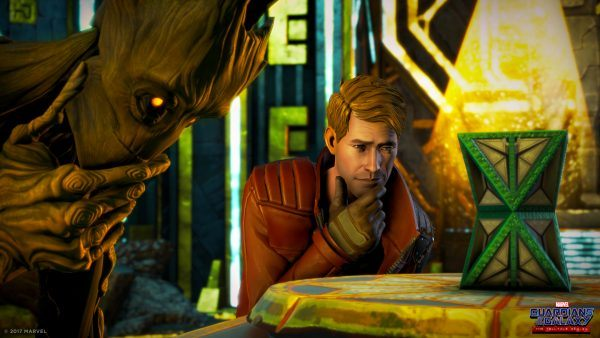 Imagen del episodio 3 de Guardians of the Galaxy: The Telltale Series (2017)