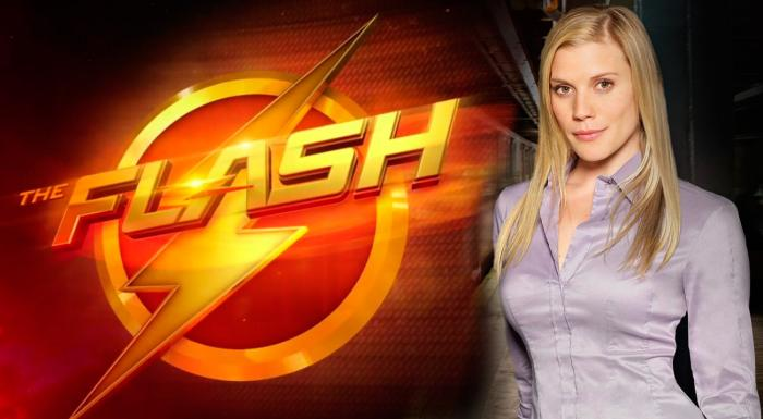 Katee Sackhoff podría unirse al reparto de The Flash