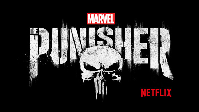 Banner de la primera temporada de The Punisher (2017)