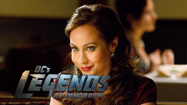 Courtney Ford se une a la tercera temporada de DC