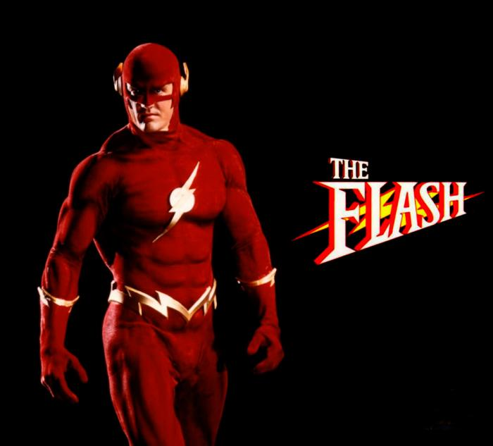 The Flash de la serie de los 90