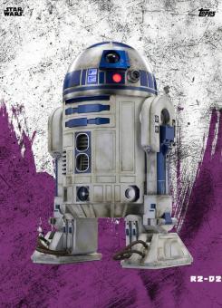 Imagen promocional de Star Wars: The Last Jedi (2017), R2-D2