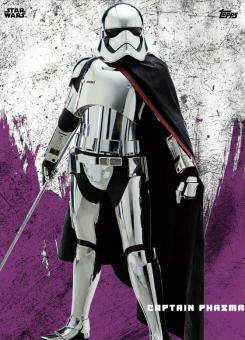 Imagen promocional de Star Wars: The Last Jedi (2017), Captain Phasma