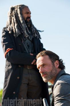 Imagen de la octava temporada de The Walking Dead (2012 - ?)