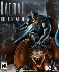 Imagen promocional de Batman: The Enemy Within (2017)