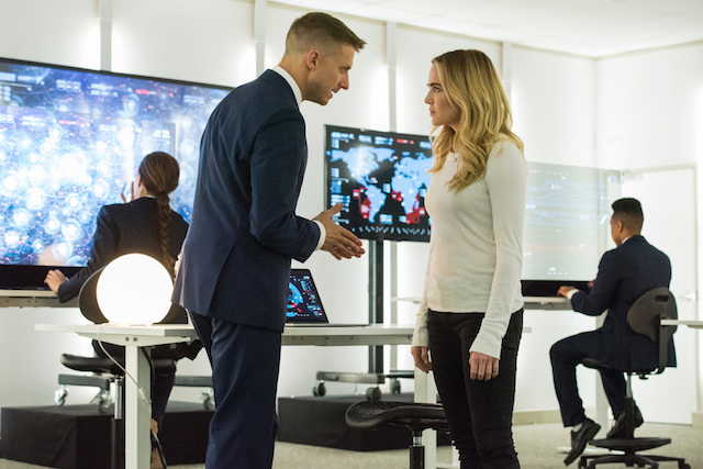 Imagen de Legends of Tomorrow 3x01, Aruba-Con